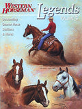 Legends: Outstanding Quarter Horse Stallions And Mares (Volume 5)