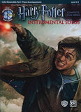 Harry Potter Instrumental Solos for Strings: Cello, Book & CD (Pop Instrumental Solo Series)