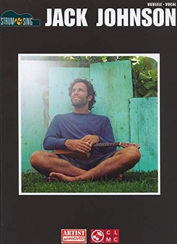Jack Johnson Strum & Sing Ukulele