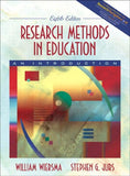 Research Methods in Education: An Introduction (8th Edition)