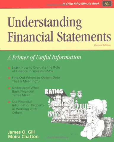 Crisp: Understanding Financial Statements, Revised Edition: A Primer of Useful Information (CRISP FIFTY-MINUTE SERIES)