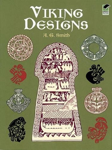 Viking Designs (Dover Pictorial Archive)