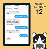 Texts from Mittens the Cat 2018 Day-to-Day Calendar