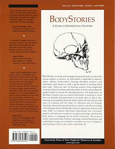 Bodystories: A Guide to Experiential Anatomy