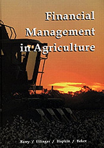 Financial Management in Agriculture (6th Edition)