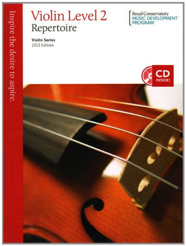 Violin Repertoire Level 2