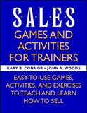 Sales: Games and Activities for Trainers