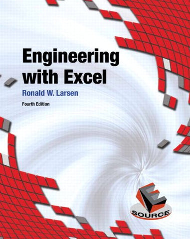Engineering with Excel (4th Edition)