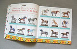 Trail of Painted Ponies Coloring Book: Native American Edition