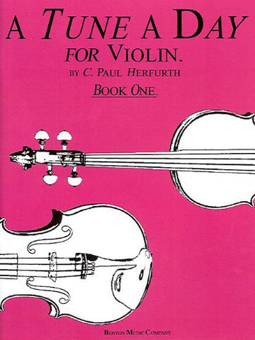 A Tune a Day - Violin: Book 1 (Music Sales America)