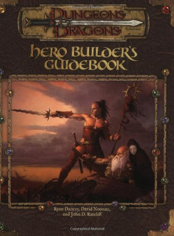 Hero Builder's Guidebook (Dungeons & Dragons d20 3.0 Fantasy Roleplaying)