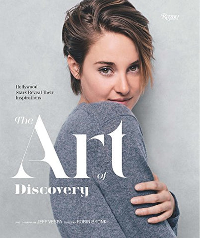 The Art of Discovery: Hollywood Stars Reveal Their Inspirations