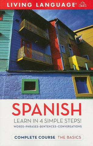 Complete Spanish: The Basics (Coursebook) (Complete Basic Courses)