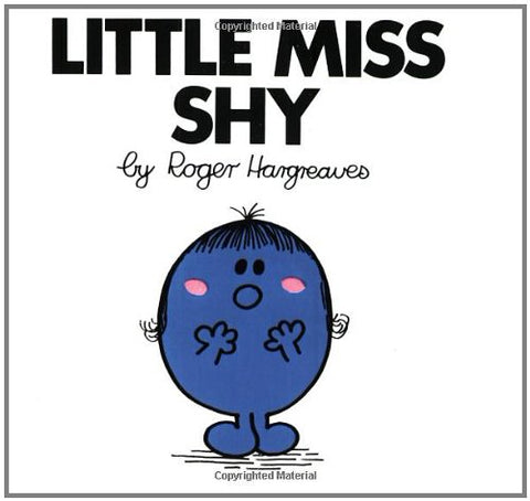 Little Miss Shy (Mr. Men and Little Miss)