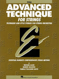 Advanced Technique for Strings: Viola: Technique and Style Studies for Orchestra