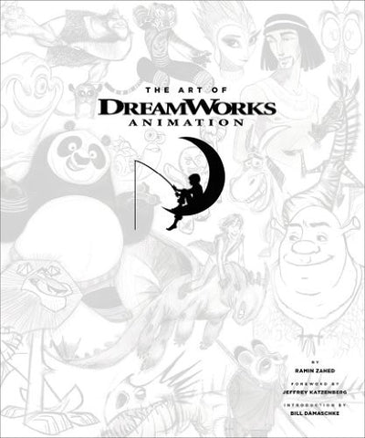 The Art of DreamWorks Animation: Celebrating 20 Years of Art