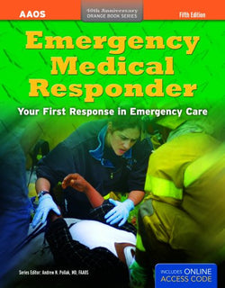 Emergency Medical Responder, Fifth Edition (Orange Book Series)
