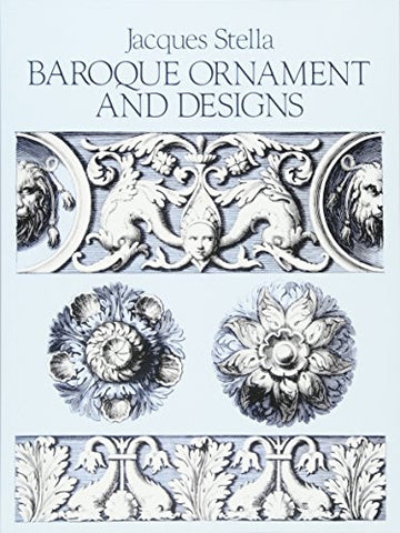 Baroque Ornament and Designs (Dover Pictorial Archive)