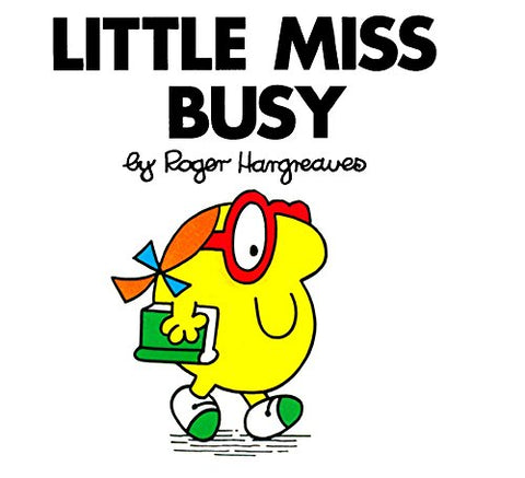 Little Miss Busy (Mr. Men and Little Miss)