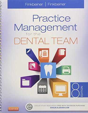 Practice Management for the Dental Team, 8e