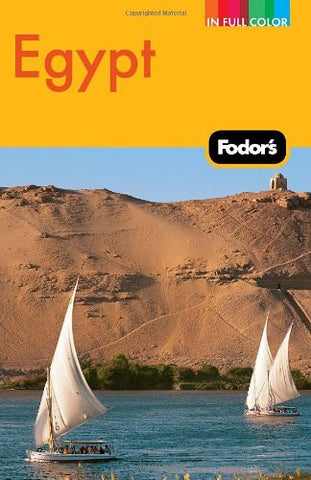 Fodor's Egypt (Full-color Travel Guide)