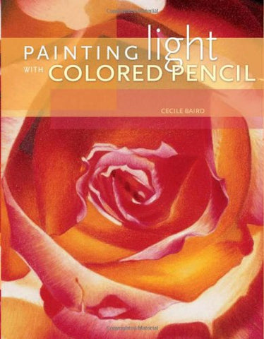 Painting Light With Colored Pencil