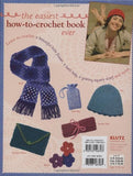Crochet: Learn to Crochet Six Great Projects (Klutz)