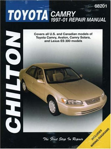 Toyota Camry (Chilton's 1997-2001 Repair Manual)