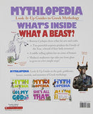What a Beast!: A Look-It-Up Guide to the Monsters and Mutants of Mythology (Mythlopedia)