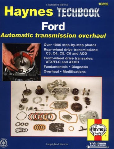 Ford Automatic Transmission Overhaul