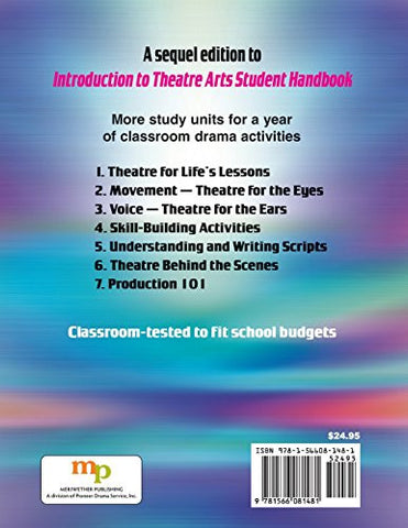 Introduction to Theatre Arts 2 Student Handbook: An Action Handbook for Middle Grade and High School Students and Teachers (No. 2)