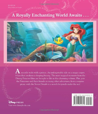 Disney Princess Collection (Storybook Collection)