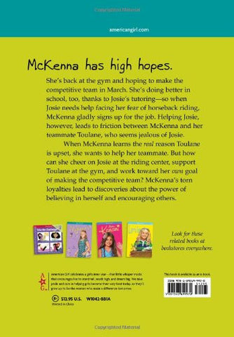 American Girl - McKenna, Ready to Fly! Paperback Book