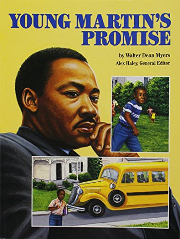 Steck-Vaughn Stories of America: Student Reader Young Martin's Promise, Story Book