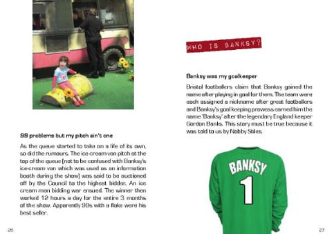 Banksy. Myths & Legends: A Collection of the Unbelievable and the Incredible