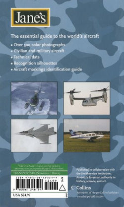 Jane's Aircraft Recognition Guide Fifth Edition (Jane's Recognition Guides)