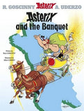 Asterix and the Banquet: Album #5 (Asterix (Orion Paperback)) (Bk. 5)