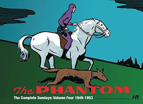 The Phantom: the Complete Sundays: Volume Four: 1950-1953