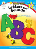 Letters and Sounds, Grades K - 1: Gold Star Edition (Home Workbooks)