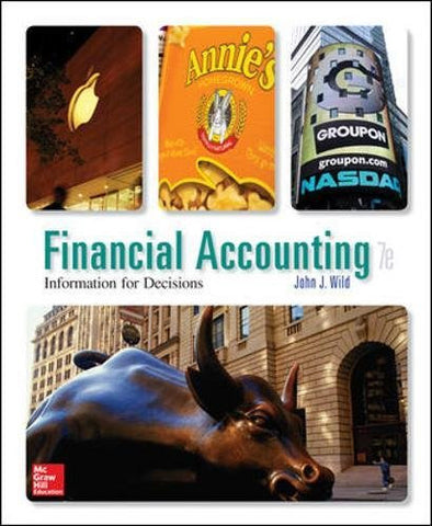 Financial Accounting: Information for Decisions, 7th Edition (Irwin Accounting)