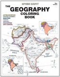 Geography Coloring Book: (3rd Edition)