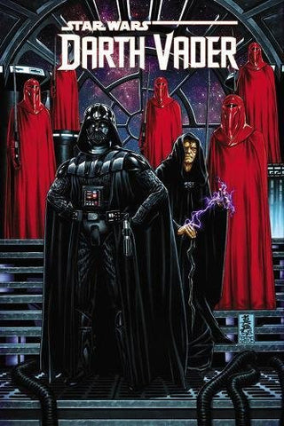 Star Wars: Darth Vader Vol. 4: End of Games