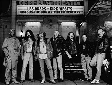 Les Brers: Kirk West's Photographic Journey With The Brothers