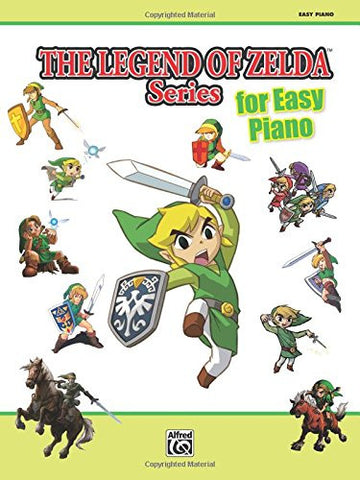 The Legend of Zelda for Easy Piano: Easy Piano Solos