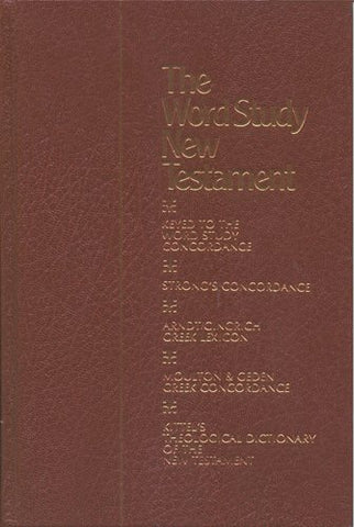 The Word Study New Testament