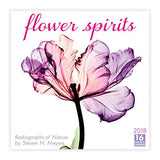 Flower Spirits: Radiographs Of Nature By Steven N. Meyers 2018 Wall Calendar (CA0134)