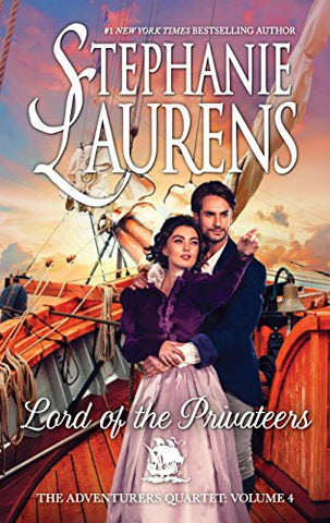 Lord of the Privateers (The Adventurers Quartet)