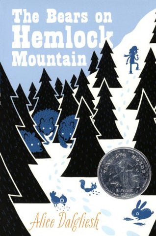 The Bears On Hemlock Mountain (Turtleback School & Library Binding Edition) (Ready-For-Chapters)