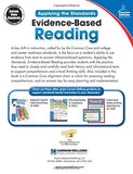 Evidence-Based Reading, Grade 1 (Applying the Standards)
