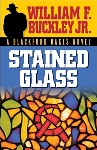 Stained Glass (Blackford Oakes Novel)